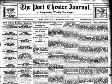 Techie Working at Home Creates Bigger Archive of Historical Newspapers (37 Million Pages) Than the Library of Congress | Tudo o resto | Scoop.it