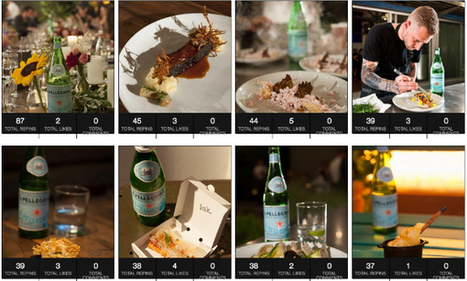 Marketers: What You Need to Know About Food & Drinks on Pinterest   Pinterest Stats, Strategies + Tips   Scoop.it