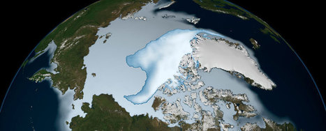 Global warming makes Arctic Ocean surfaces darker, Scripps team determines how much the planet's albedo diminished | Amazing Science | Scoop.it