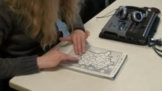 La tablette tactile au service des élèves déficients visuels - France 3 | Remue-méninges FLE | Scoop.it