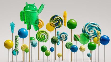 The future of Android has arrived: Google announces Android 5.0 Lollipop ... - BGR | Google + Applications | Scoop.it