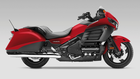 Honda Introduces 2013 Gold Wing F6B | News | Scoop.it