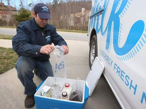 Farm to Home Milk: Delivery service starts in NC | North Carolina Agriculture | Scoop.it