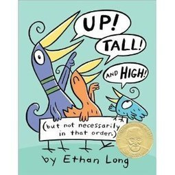 Up! Tall! and High! New PAL Winner For Beginning Reading and Sounds | Speech-Language Pathology | Scoop.it