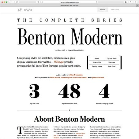 9 responsive typography tips from the experts | RWD | Creative Bloq | Responsive WebDesign | Scoop.it