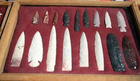 Iowa gathering teaches ancient art of tool, weapon making - Washington Times   Ancient Art History Summary   Scoop.it