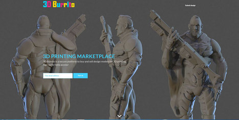 45 Websites Where You Can Download 3D Printable Models :: Andrew Miller | taccle2 | Scoop.it
