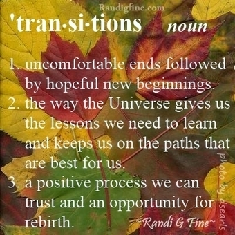 Life Transition Quotes In Inspirational Life Quotes And Articles