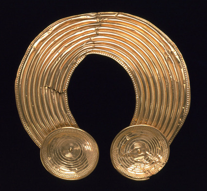 Bowties Are Cool • archaicwonder: The Shannongrove Gorget, Ireland,... | Bronze Age | Scoop.it