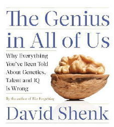 "David Shenk on the clichés about ""giftedness"" 