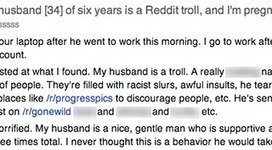 Woman Discovers Husband, Father of Her Unborn Child, Is A Disgusting Internet Troll | Thinking about Digital Citizenship | Scoop.it