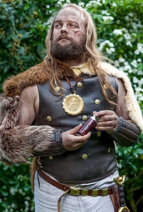 Want to smell like a Viking? Visit York launch Norse deodorant | Archaeology News | Scoop.it
