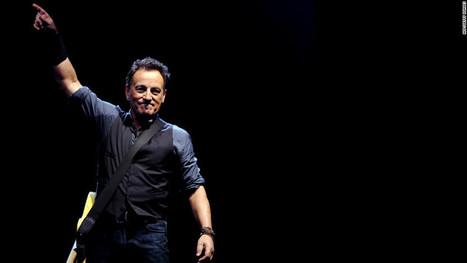 The 'Springsteen paradox' that explains Trump - CNN | Bruce Springsteen | Scoop.it