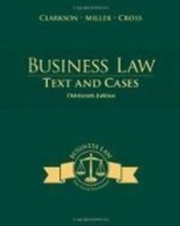 business law text and cases 14th edition pdf download free