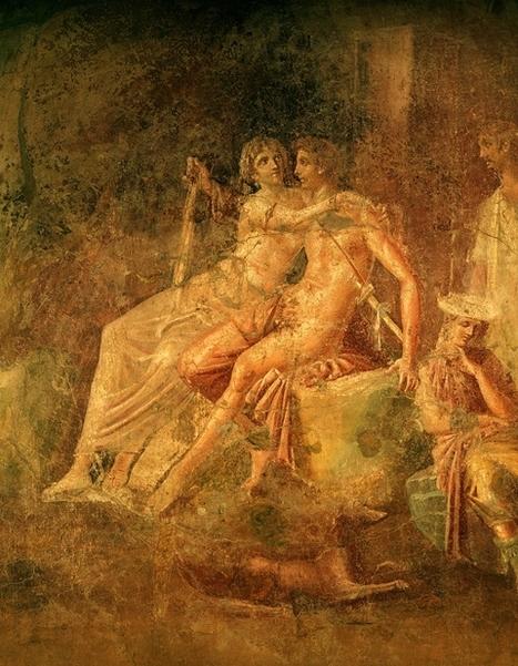 Ares y Afrodita   Sexualidad En La Epoca Romana   Scoop.it