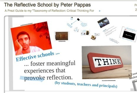 A Prezi Guide to an Effective School - Learning together | Failure and Learning | Scoop.it