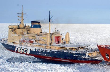 2 Français secourus dans l'Arctique - DirectMatin.fr | Voyages en terres polaires | Scoop.it