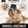 Best way to find kennel large breed dog food