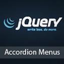 30 jQuery Accordion Menus, Tutorials And Best Examples | Modern webdesign | Scoop.it