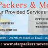 Packers And Movers in jaipur ,kota, ajmer, udaipur Rajasthan