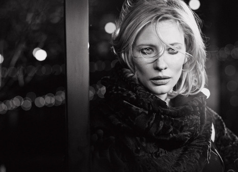 Peter Lindbergh for  Reporters Without Borders   Backlight Magazine. Photography and community.   Scoop.it