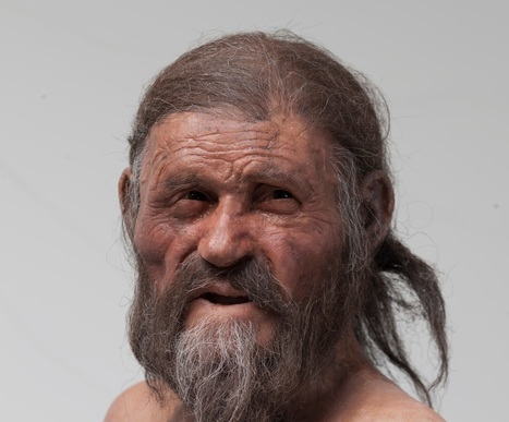 Iceman Ötzi had bad teeth | HeritageDaily Archaeology News | Scoop.it