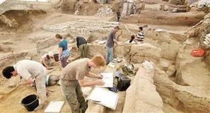 ARCHAEOLOGY - Centuries-old fabric found in Çatalhöyük | Aux origines | Scoop.it