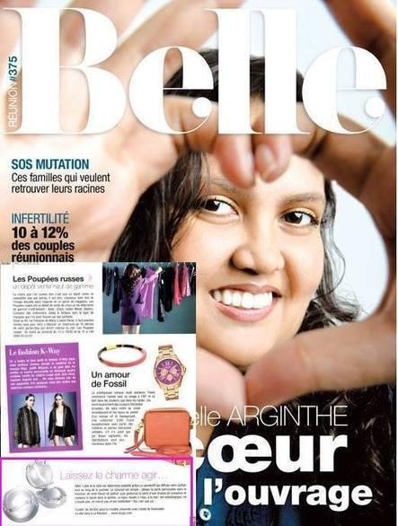 Belle Réunion - Page Mode - Fev 2014   Beauty Push, bureau de presse   Scoop.it