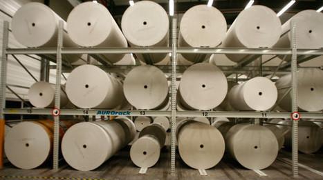 Il futuro della carta sostenibile - Wired | PaginaUno - Innovazione | Scoop.it
