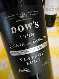 Adega dos Leigos: DOW´S 1998 QUINTA DO BOMFIM BICENTENARY | Adega dos Leigos | Scoop.it