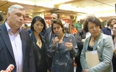 """Wi-fi dans les gares : le gouvernement lance le projet """"gares digitales""""   Aube en Champagne   Scoop.it"""