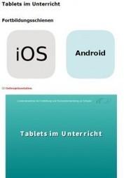 Lehrerfortbildungsserver: Tablets im Unterricht | iPad in der Schule | Tablet-PC im Unterricht | Scoop.it