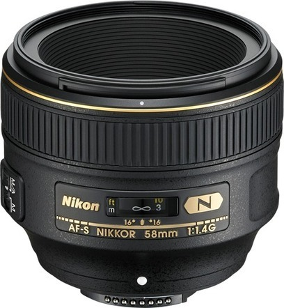 Nikon invokes spirit of Noctilux with 58mm f/1.4G premium lens: Digital Photography Review | Photography | Scoop.it