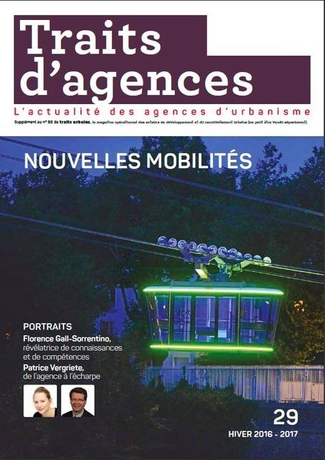 Nouvelles mobilités - Fnau | Actualité du centre de documentation de l'AGURAM | Scoop.it