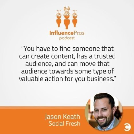 The Right Way to Use Social Media for Influence Marketing | Social Media, SEO, Mobile, Digital Marketing | Scoop.it
