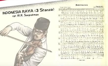 Download Lagu Indonesia Raya 3 Stanza Sintia
