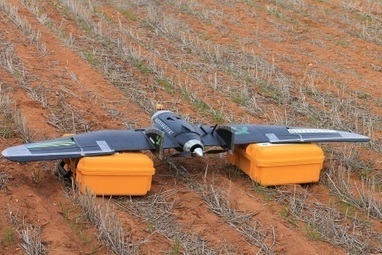 Data the key in drone decisions | Ag app | Scoop.it