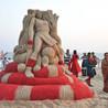 Sand Art & Artist