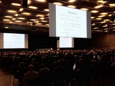 50 things I learned at NIPS 2016 – Ought | Data is big | Scoop.it
