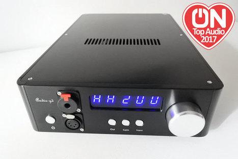 Test Audio-gd NFB-1AMP : ampli casque haut de gamme au rapport qualité/prix sidérant | ON-TopAudio | Scoop.it
