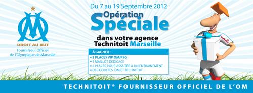 Opération Spéciale Technitoit Marseille