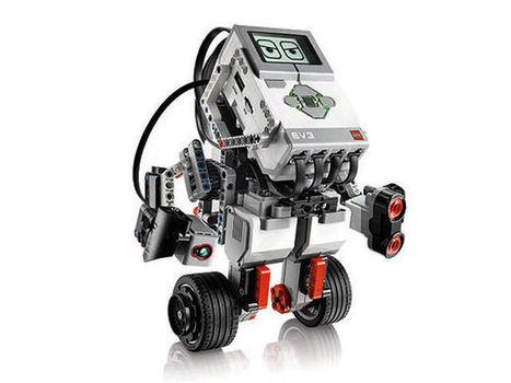 Lego Ev3 Coderz Robotics Learning Solution