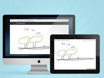 BaiBoard : A collaborative whiteboard for iPads and Macs | Tech Tidbits For Teachers | Scoop.it