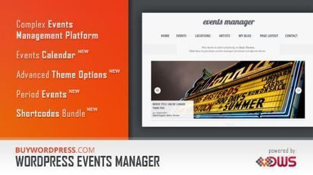 Awesome Premium Music And Party Event WordPress Themes | Technology Bell | Your Inspiration Web - The Web Design Community | Scoop.it