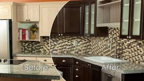 Kitchen Cabinet Refinishing San Diego