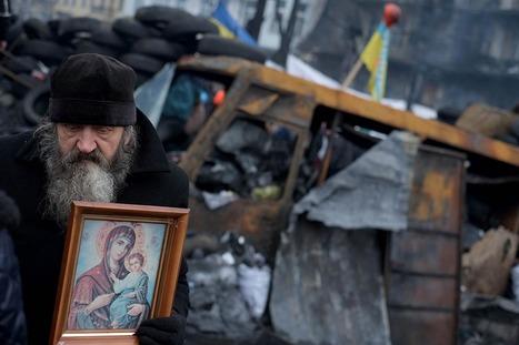 Kiev's fatigue | Eric Bouvet | Explore & document the World | Scoop.it