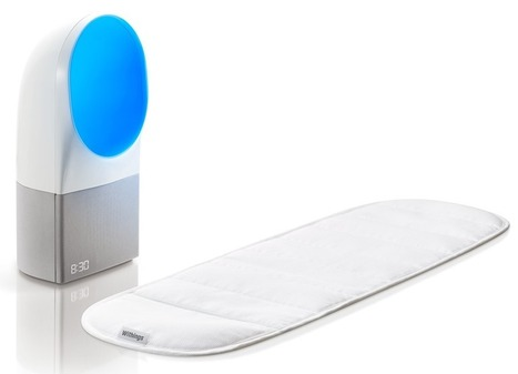 #CES2014_Withings presented Aura, its well integrated Sleep Tracker | UX-UI-Wearable-Tech for Enhanced Human | Scoop.it