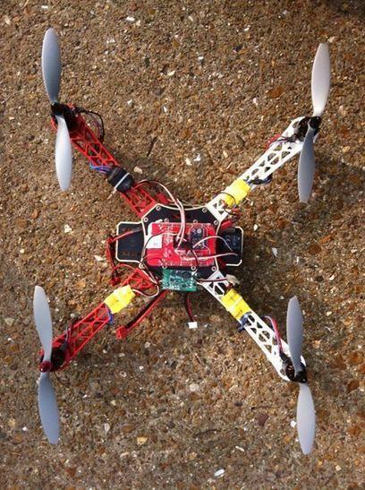 beagle-fly - flight control platform using beaglebone | Understanding Physics | Scoop.it