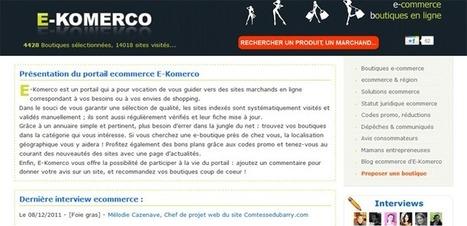 Améliorez Gratuitement Votre Référencement  avec E-Komerco | WebZine E-Commerce &  E-Marketing - Alexandre Kuhn | Scoop.it