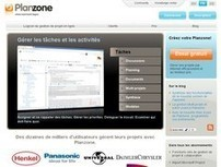 Planzone. Espace de gestion de projet collaboratif. | Entreprise et Stratégie Digitale | Scoop.it
